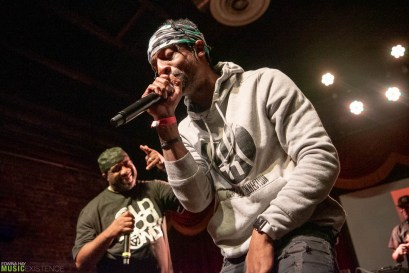G MiMS with Jungle Brothers at Brooklyn Bowl