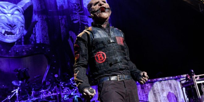 """Slipknot take aim at the obsession with hype on """"All Out Life"""