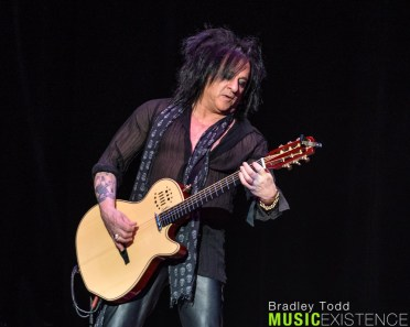 Billy Idol & Steve Stevens - 3/21/19 Rialto Square Theatre - Joliet, IL. (Photo by Bradley Todd - All Rights Reserved)