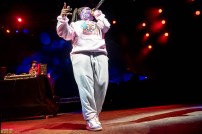 Leikeli47 at BRIC Celebrate Brooklyn! at Prospect Park Bandshell