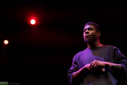 Mick Jenkins at BRIC Celebrate Brooklyn! at Prospect Park Bandshell