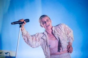 Robyn at Barclays Center