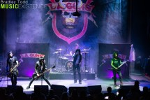 LA Guns - 2019-10-31 Apollo Theatre AC - Belvidere, IL.