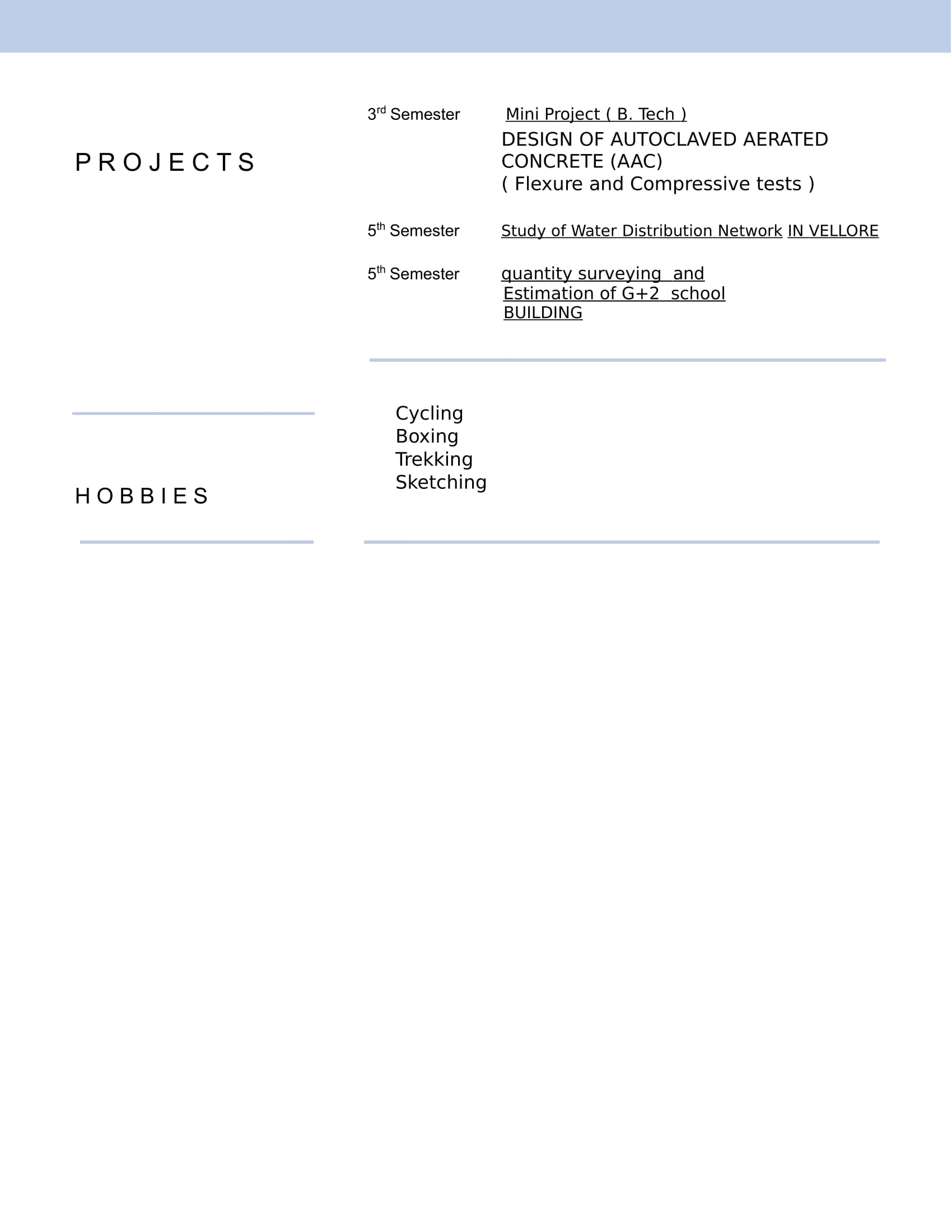 Civil Estimator Cover Letter Resume Templates For Civil Engineer Freshers Download Free