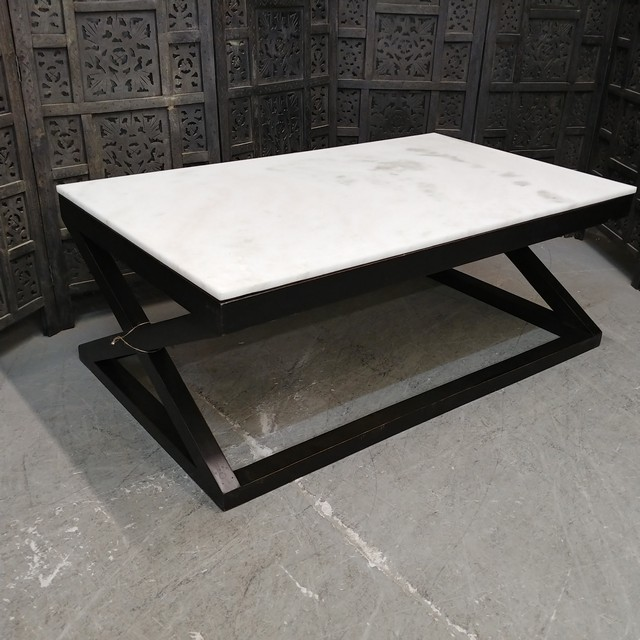 Marble Top Coffee Table Nadeau Memphis