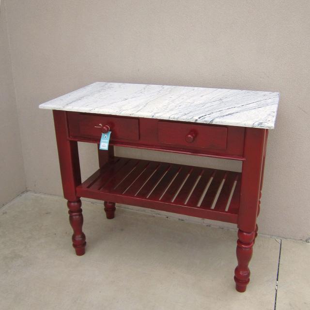 kitchen island marble top picnic table nadeau paramus
