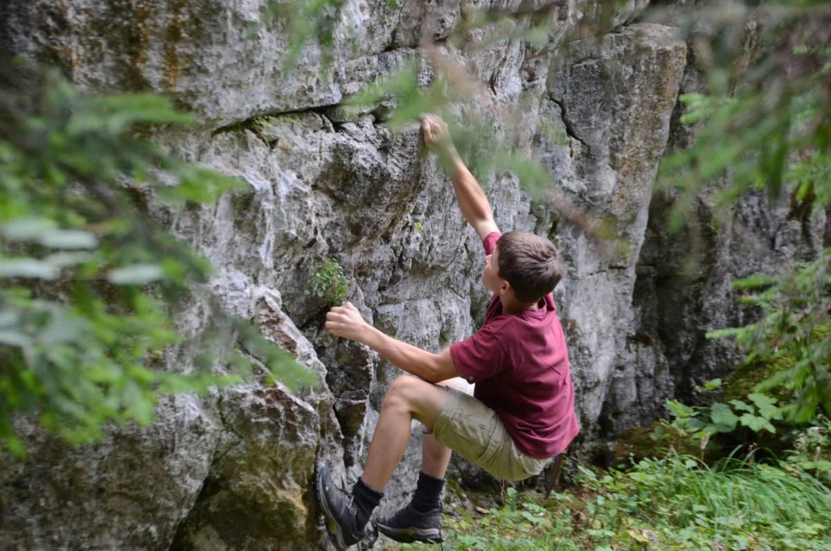 hike-climb