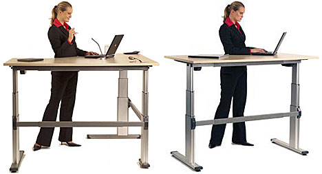 Standing Tables Don't Work