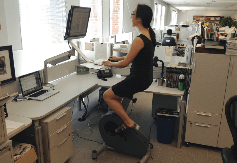 Desk Exercise Equipment