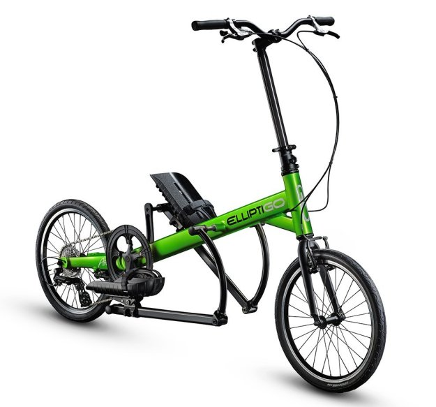 ElliptiGO Arc Compact-Stride Elliptical Bike Review