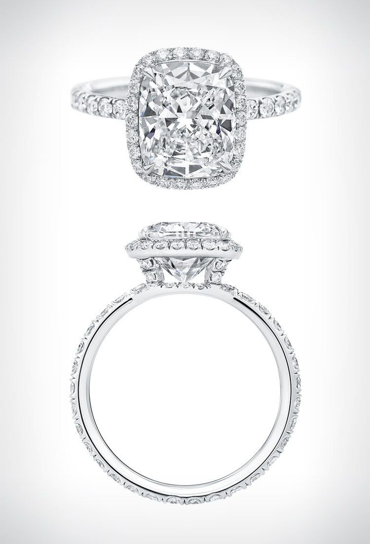 NEONSCOPE  5 Gorgeous Engagement Rings
