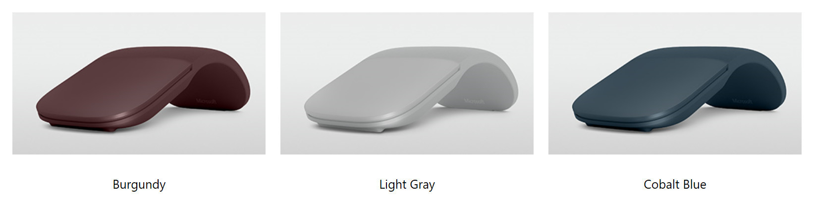 New Surface Arc Touch Mouse