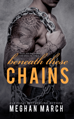 Beneath These Chains Book Cover