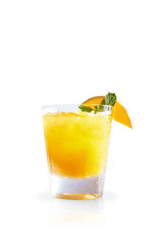 Vodka Sunrise Cocktail Recipe Mango Vodka Drink