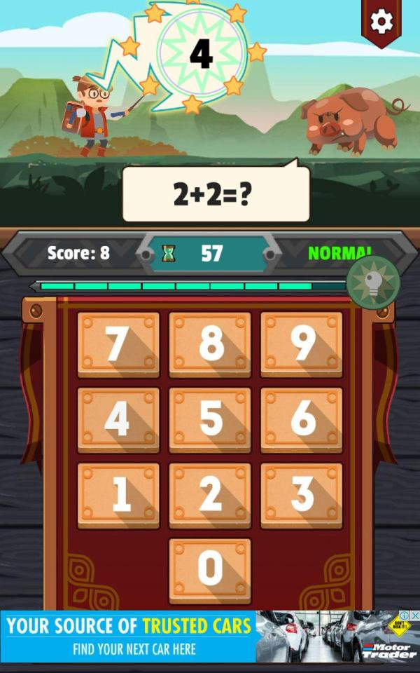 Math & Magic - Games Educate Kids