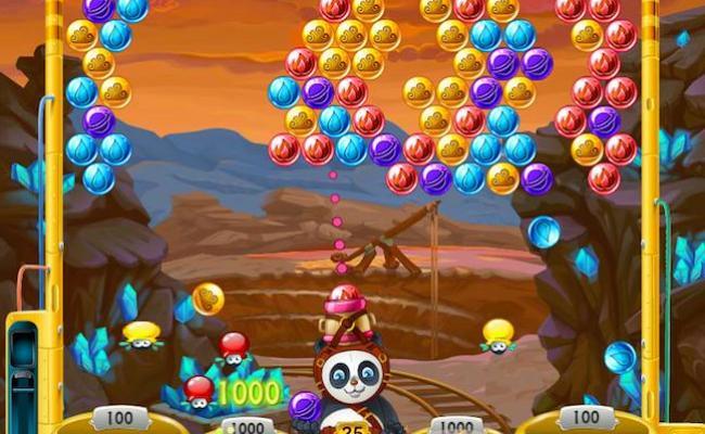 Bubble Origins Free Casual Games