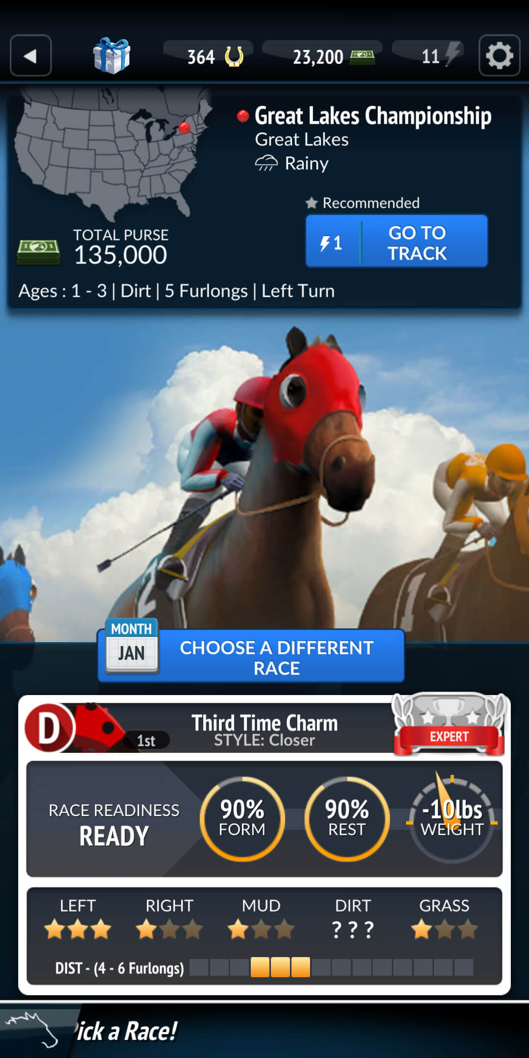 Horse Racing Manager 2018 - Horse Games Online