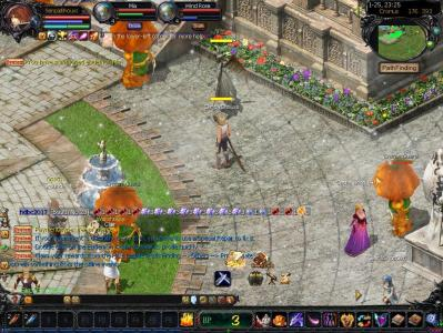 Eudemons Online - MMO Square