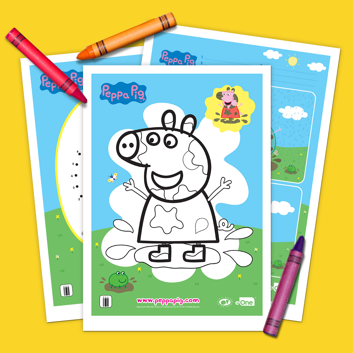 The Best Nick Jr Printables Of