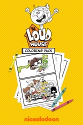 The Loud House Coloring Pack Nickelodeon Parents