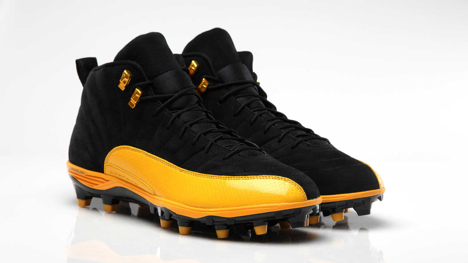 Jordan Brand Football Athletes Wear Air Xii