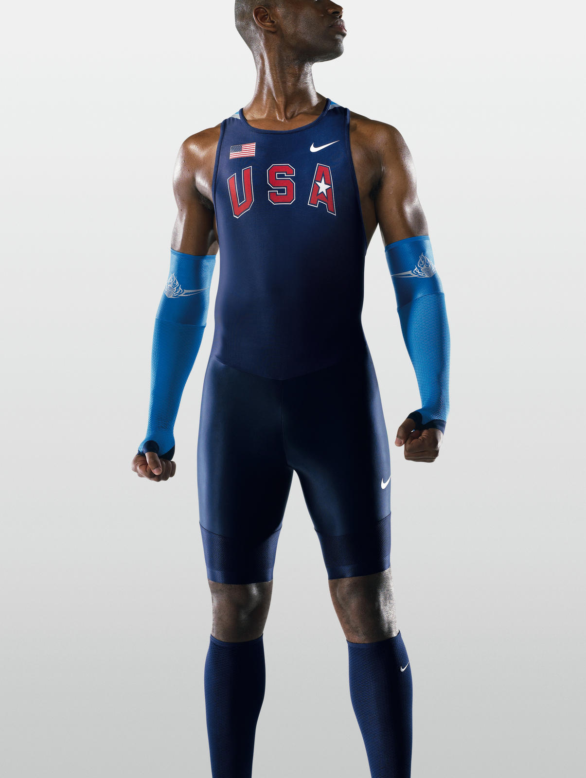 Nike Unveils Team Usa 2008 Beijing Footwear And Apparel