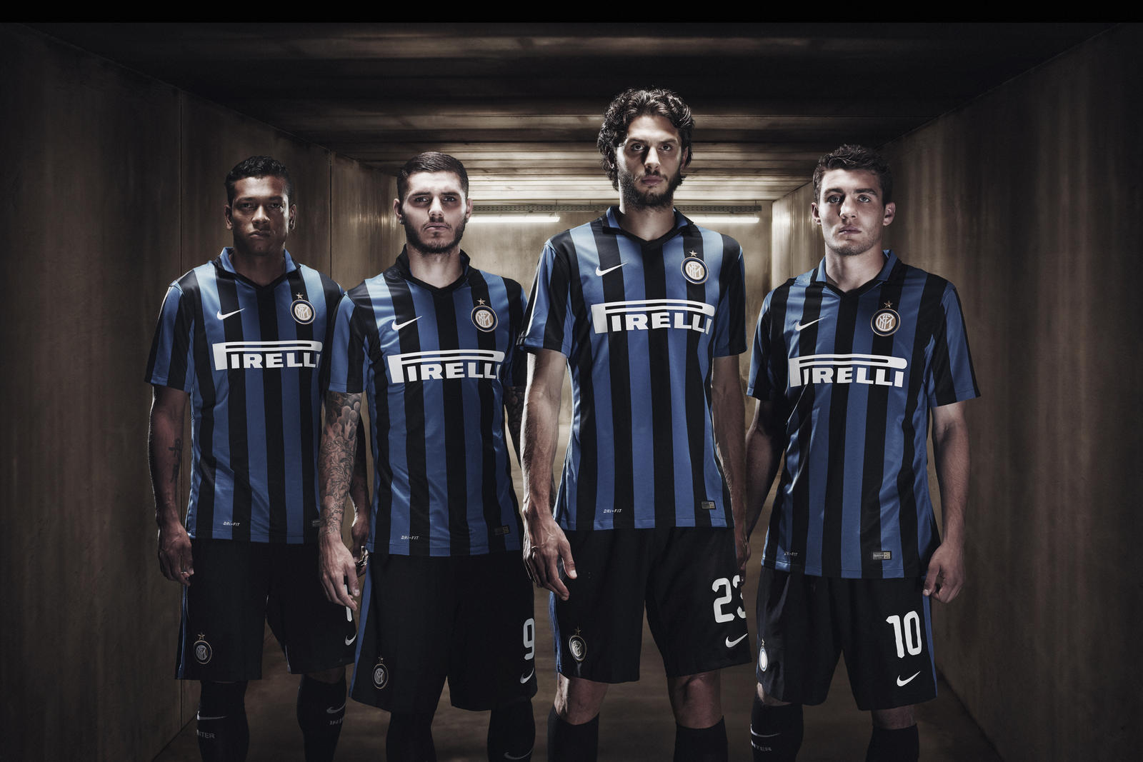 Nike Creates Classic Inter Milan Home Kit For 2015 16