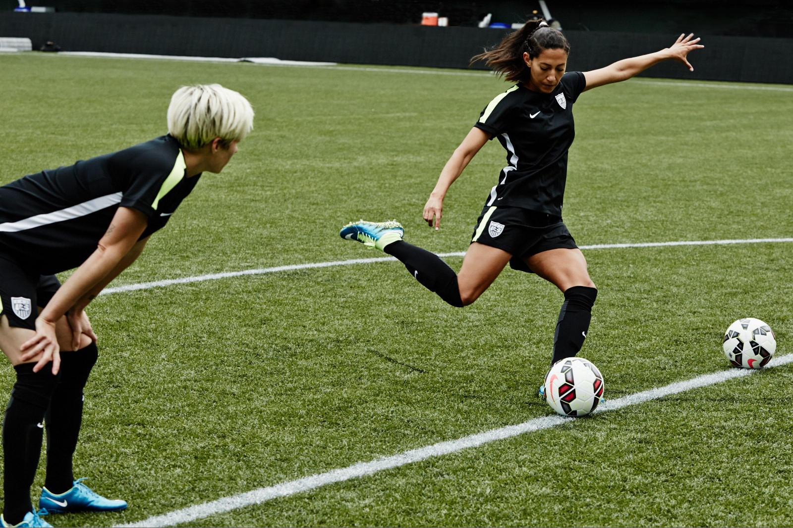 Woman's National Soccer Team