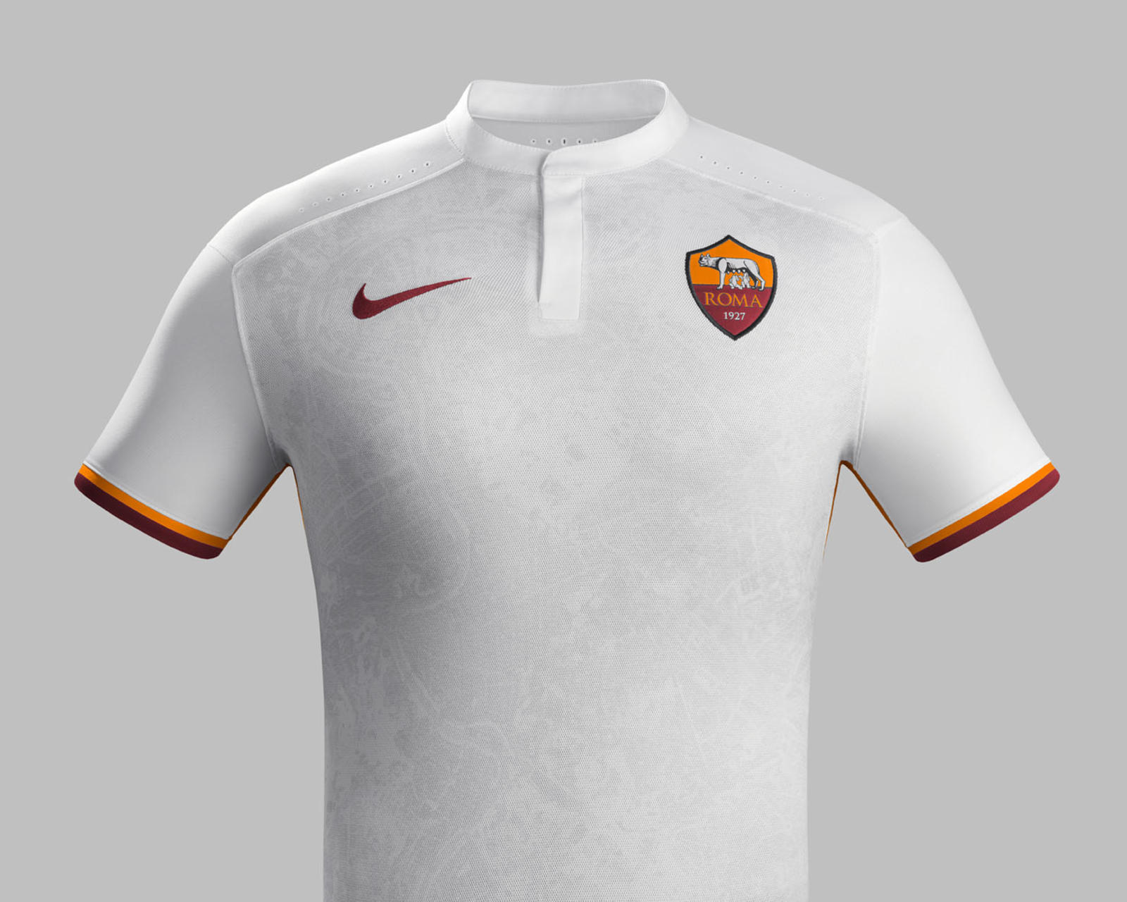official photos e2027 b3239 AS ROMA AND CITY OF ROME UNITE IN NEW NIKE AWAY KIT FOR 2015 ...