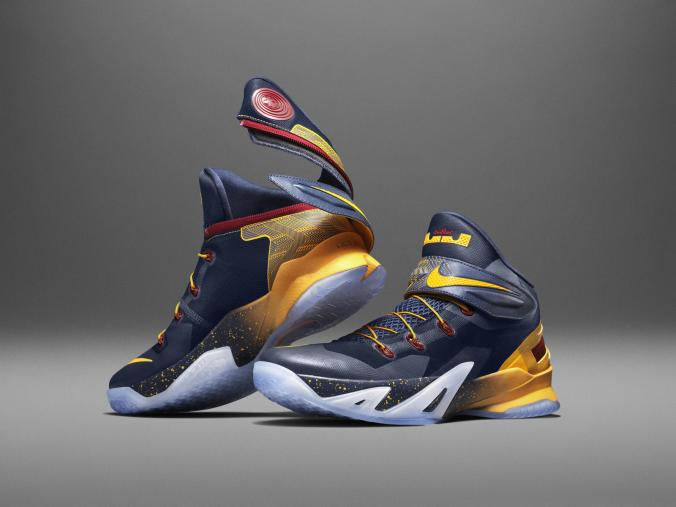 official photos 6ffa2 24914 It started with a letter  Matthew Walzer, who has cerebral palsy, wrote to  Nike campaigning for a shoe design with ease of entry, based on his beloved  Nike ...