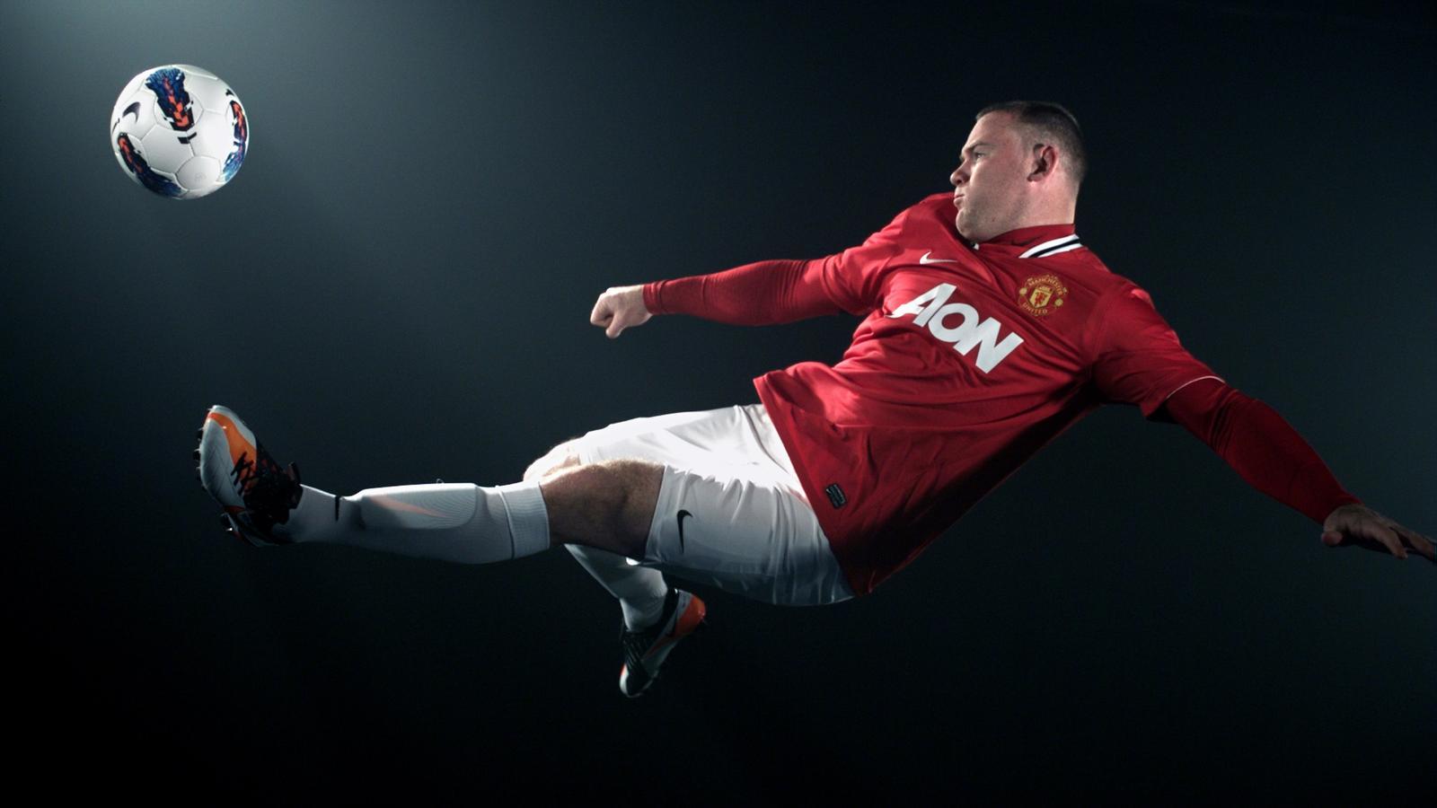 Soccer Player Manchester City