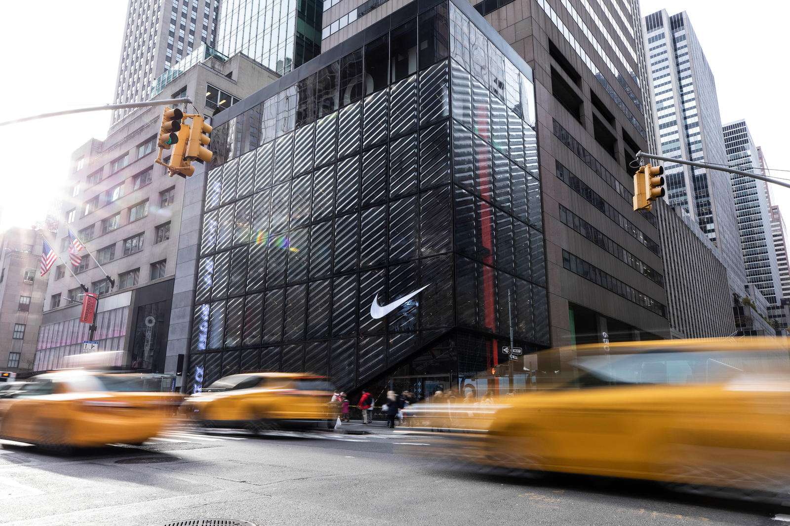 first look nike nyc