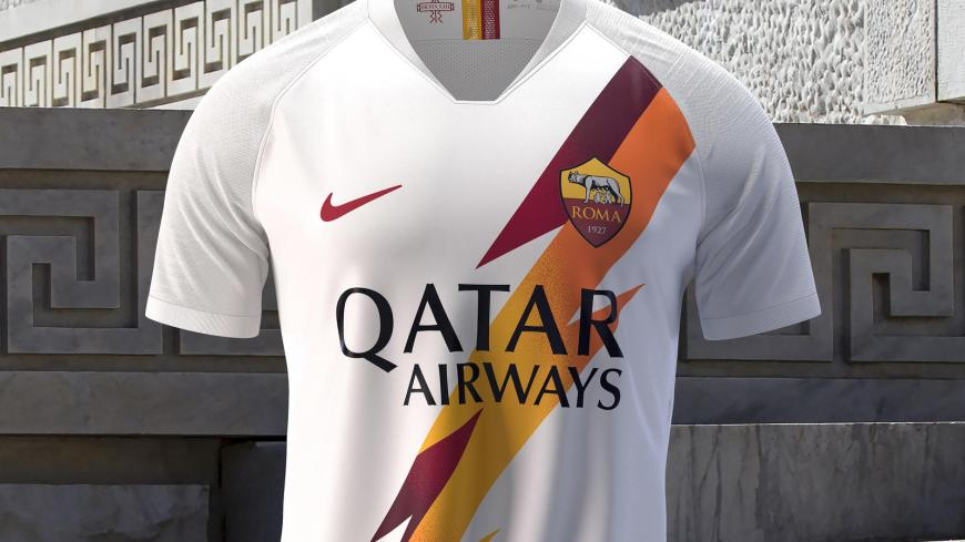 As roma 2019 20 away kit 2 hd 1600
