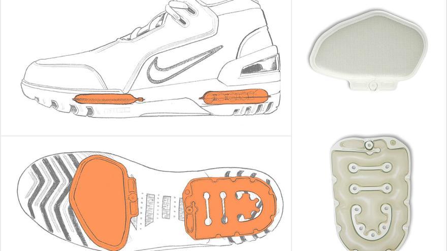 Nike air zoom generation hd 1600