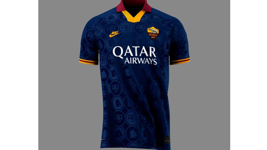 Asroma third kit 2019 20 4 hd 1600