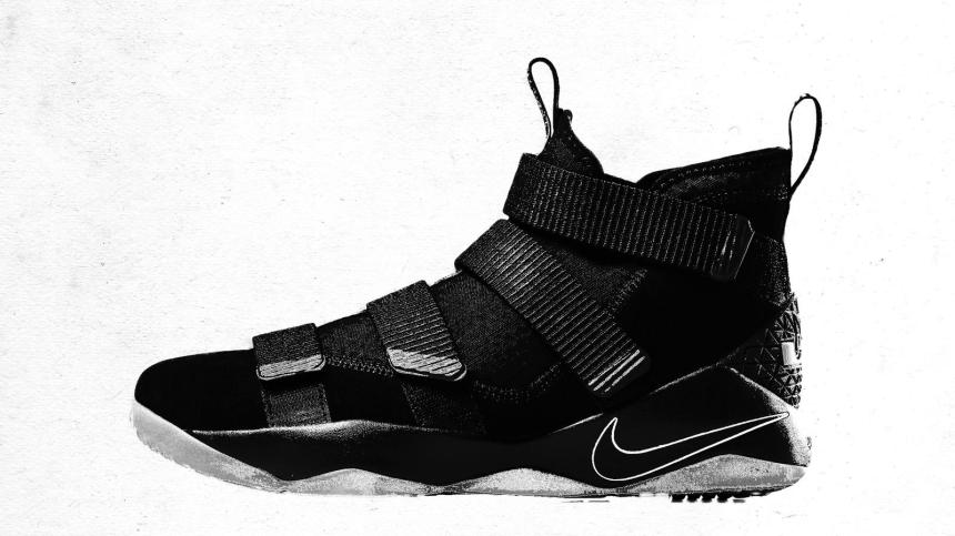 LeBron Soldier History 22