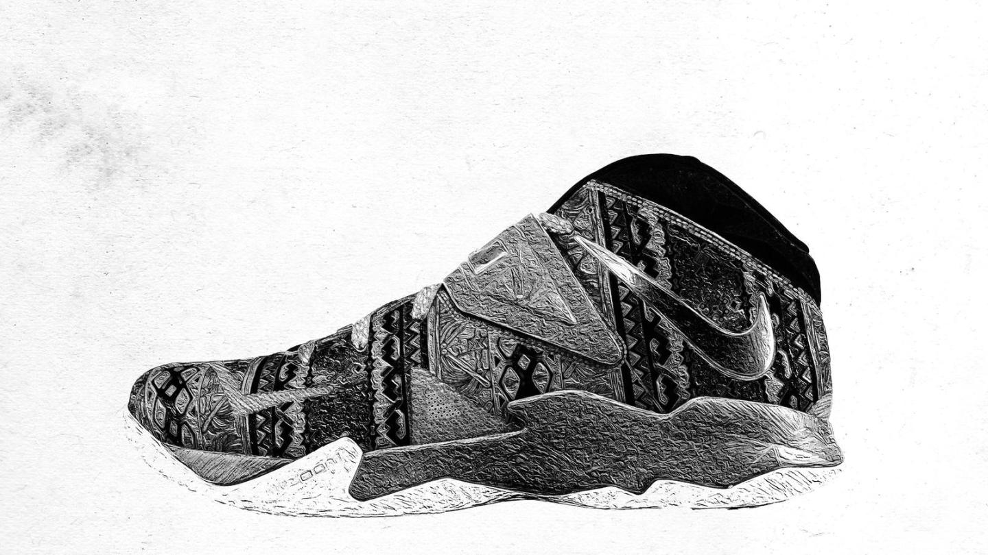 LeBron Soldier History 24