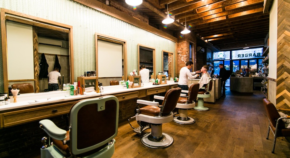 COTTER BARBER in Greenpoint  Powered by Nooklyn