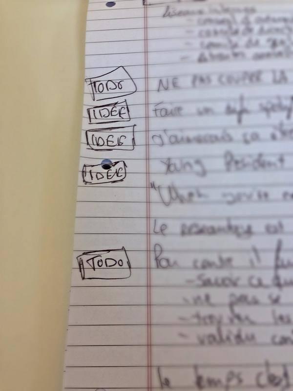 Notes école d'entrepreneurship de Beauce