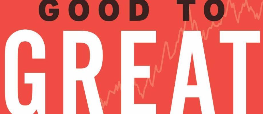 Les concepts d livre Good To Great illustrés