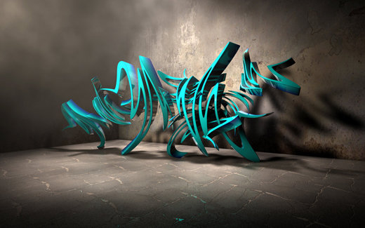 55 amazing 3d abstract