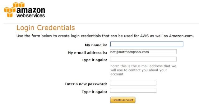 AWS-Account-Credentials-Setup
