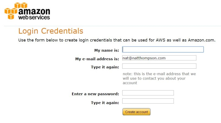 AWS-Account-Credentials-Setup