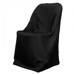 Folding Chair Covers Black Backpack With Attached Cover Ocean Tents