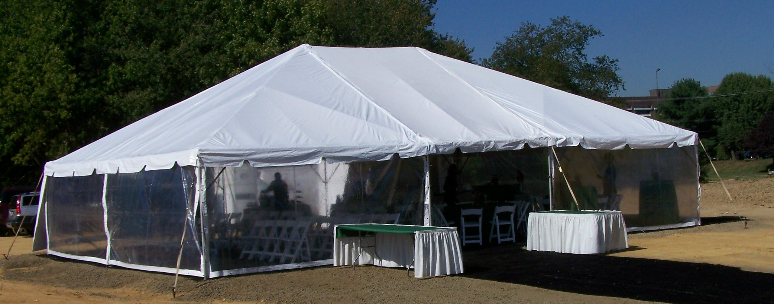 Ocean Tents30 x 40 1200 sq ft