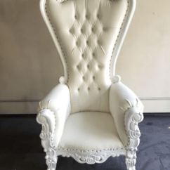 Rental Chairs For Baby Shower Pub Table And Chair Sets Victorian Throne - Ocean Tents