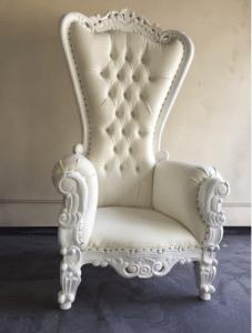ghost chair rental best reclining victorian throne - ocean tents