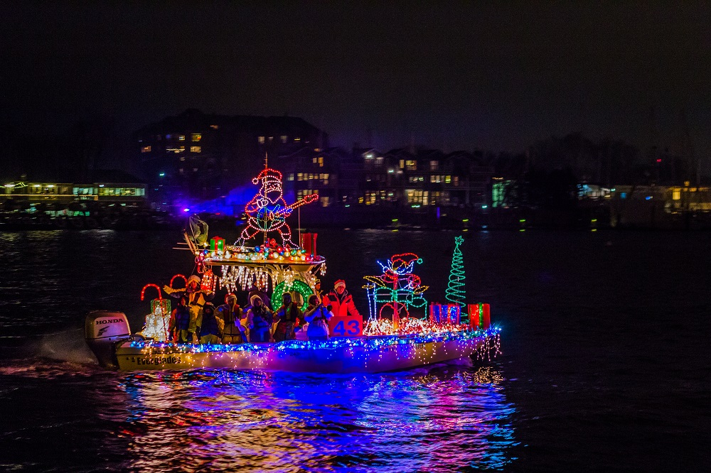 an annapolis holiday tradition the