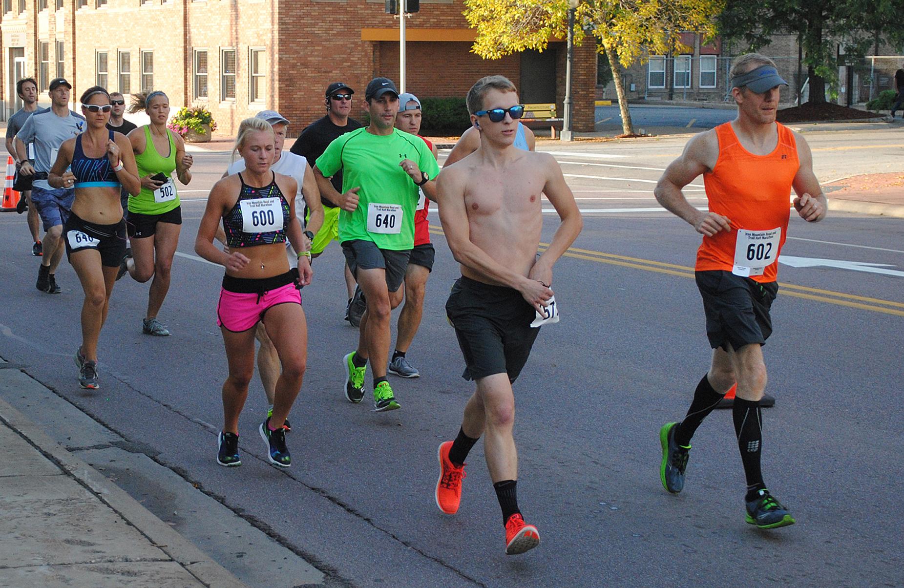 Richmond Wins Im Road And Trail Half Marathon