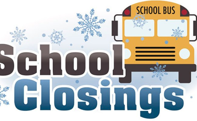 School Closings And Delays For Wednesday November 27